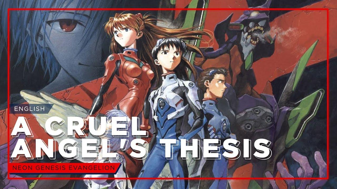 Cruel angel thesis english version