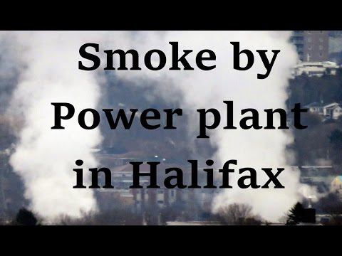 Is this a Ground Based Chemtrails Dispersal in Halifax Nova Scotia