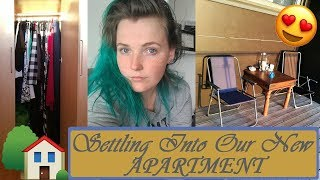 Making Our Place a Home | Moving VLOG #4