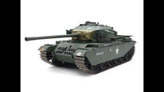 Centurion vs Cromwell - Korea 1951