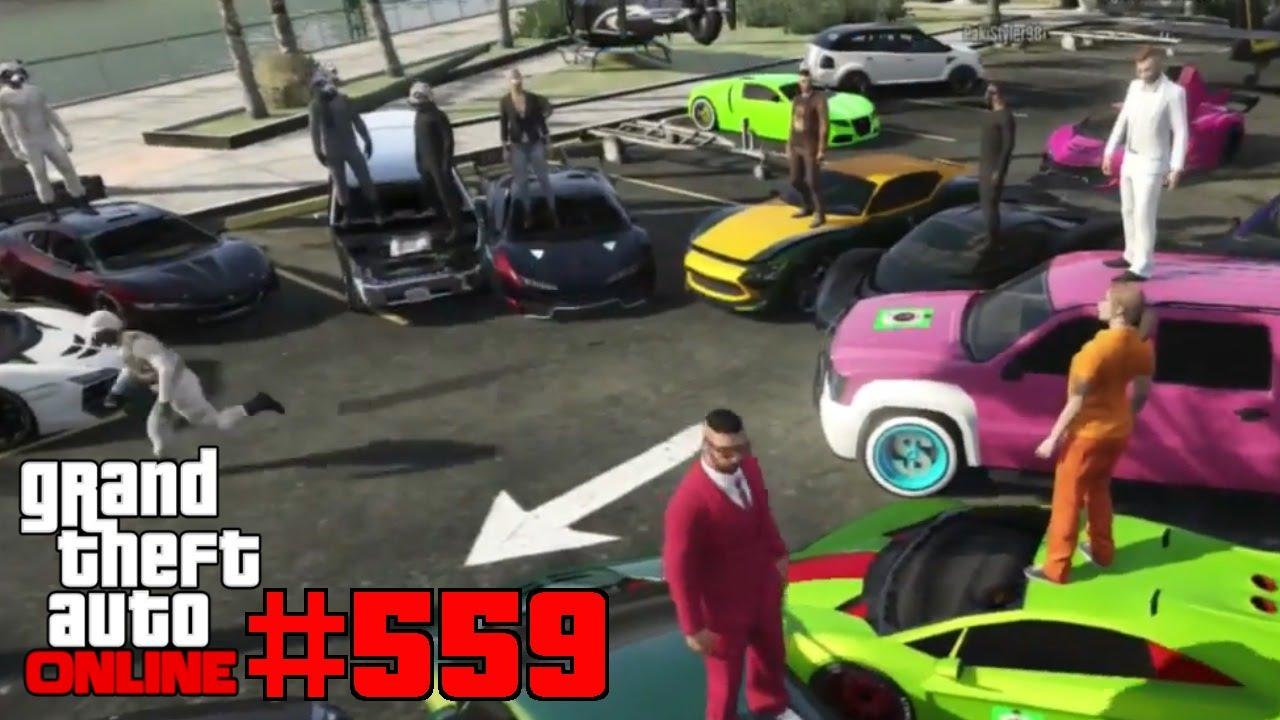 GTA 5 Online Aus dem Stream [Deutsch] #559 Let´s Play GTA V Online