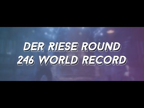 Der Riese: Round 246 (Current World Record)