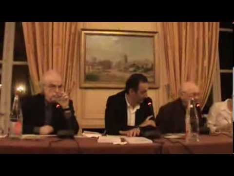 Norman Manea, Public Dialogue with Aharon Appelfeld (Casa de las Americas, Paris, 2009)