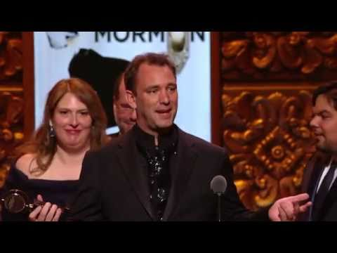 Book of Mormon Wins Best Musical at 65th Annual Tony Awards