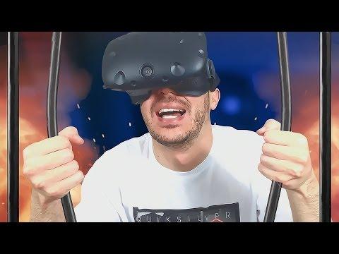 JE DOIS M'ÉCHAPPER ! - Vacate The Room ( HTC Vive )