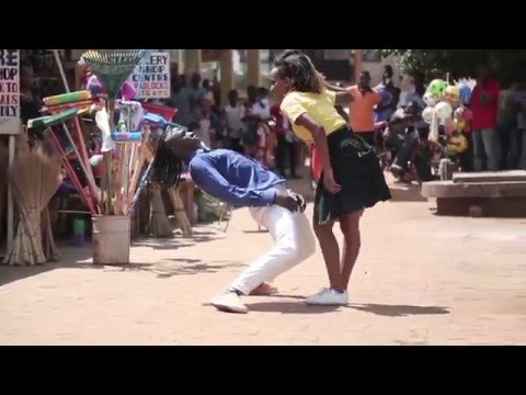 Ibra Buwembo & Cathy Patra Dancing DISCO DISCO by Eddy Kenzo