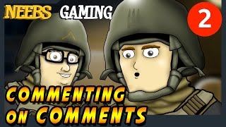 NEEBS GAMING - Commenting on Comments