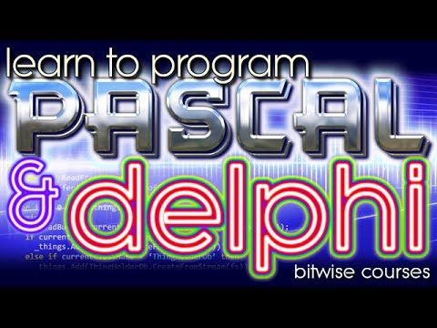 Learn To Program with Pascal