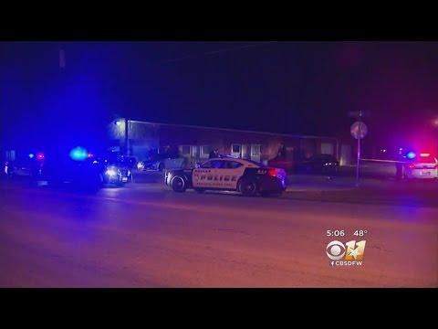 Dallas Police Release 2016 Response Times