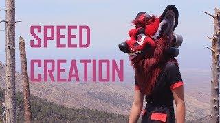Speed Creation - Carbon Head