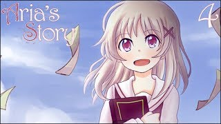 BOOK LOVERS | Aria's Story (RPG Maker Horror) - Part 4 | Flare Let's Play