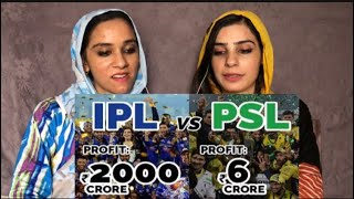IPL Vs PSL | Pakistani Reaction |Magisco |N&S