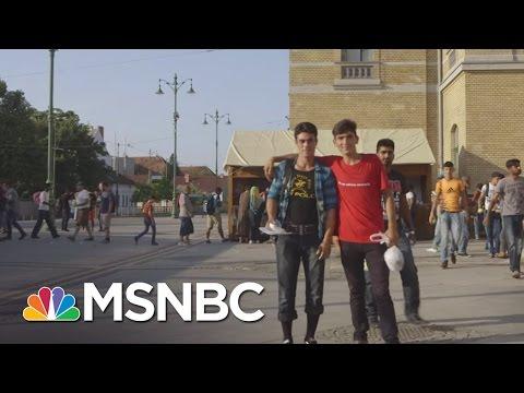 Hungarians Help Migrants Along The Border | Originals | MSNBC