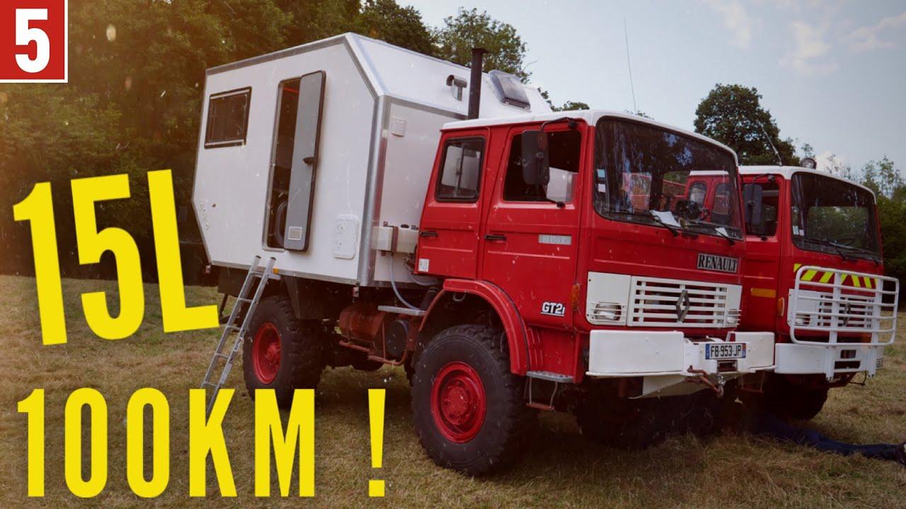 AEC Porte-clés-Camion Van Camper camion bus coach