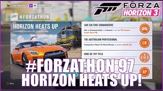 #FORZATHON 97: Horizon Heats Up!