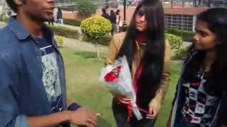 Prank in Delhi | CP | Magic in India