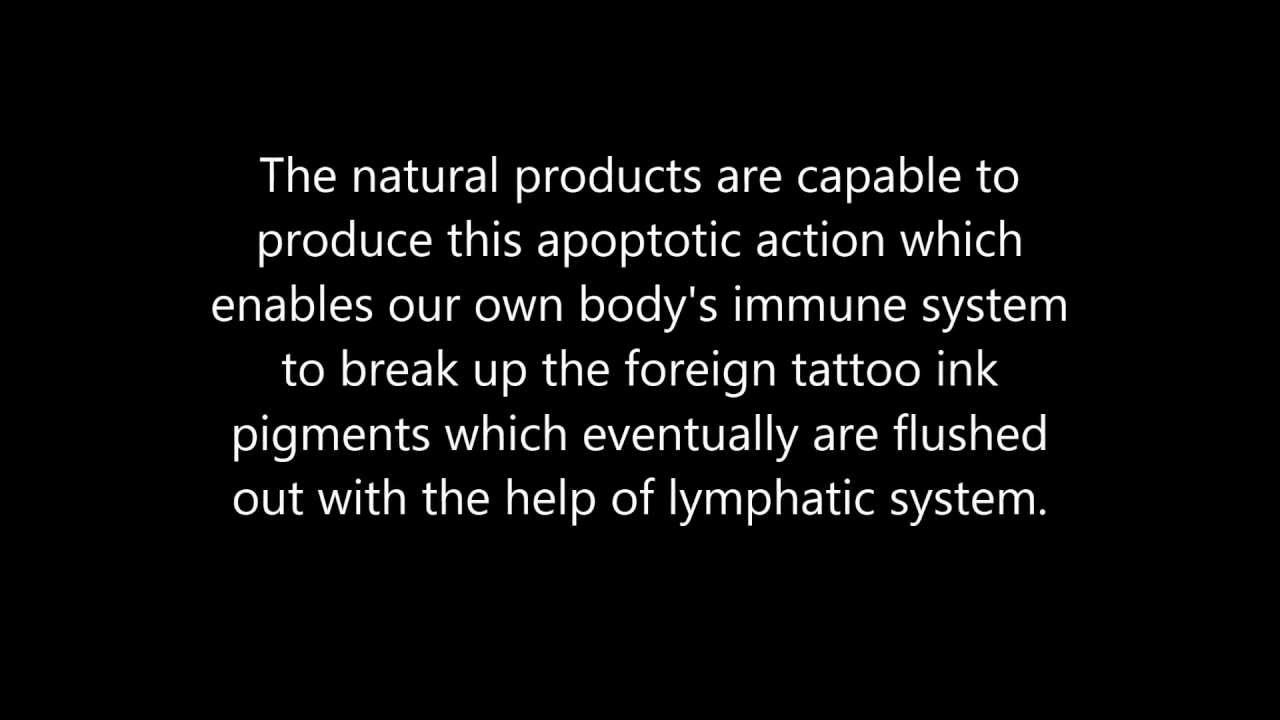 how to remove a tattoo at home without hurting you