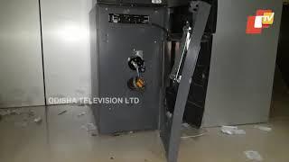 Video Miscreants attempt to rob ATM near Ranipatna square in Balasore download MP3, 3GP, MP4, WEBM, AVI, FLV Agustus 2018