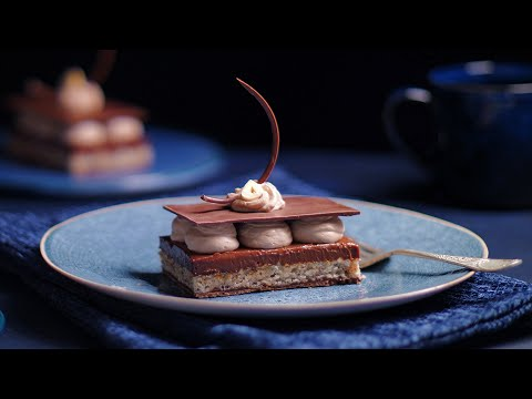 Bake with me (4 desserts from 1 recipe)    How To Cook That Ann Reardon