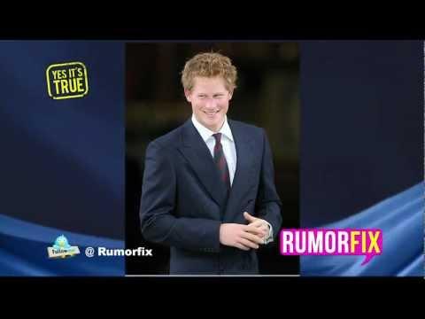 Prince Harry Nude Scandal Rocks The Royal Family