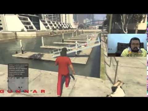 GTA V | Livestream con la banda online