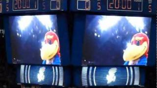 Kansas vs Missouri Intro Video 2012 - Final Border War Game