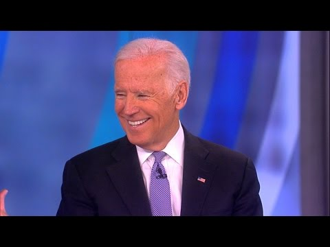 Generate VP Biden on Medal of Freedom: 'Shocked the Hell Out of Me' | The View Screenshots