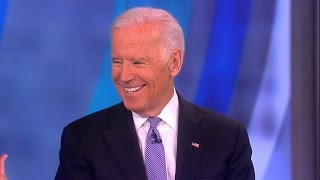 VP Biden on Medal of Freedom: 'Shocked the Hell Out of Me' | The View