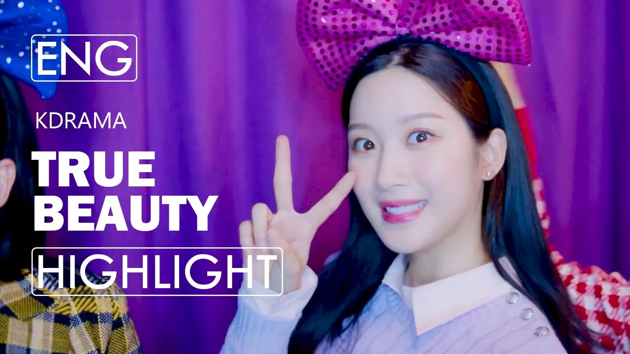 [ENG] True Beauty (2020)ㅣ4 Minute HighlightㅣK-Drama Trailersㅣ6