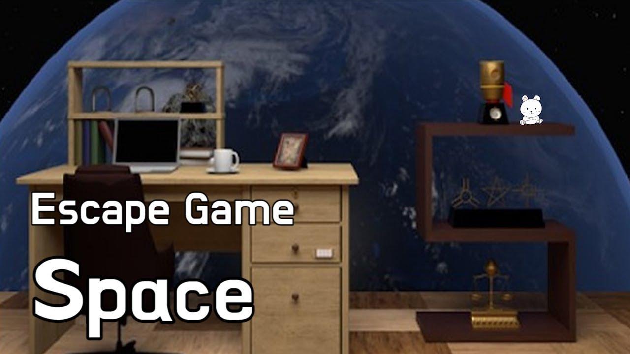 Escape Game Space Walkthrough Tartgames Youtube