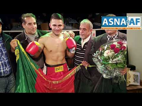 Jama Saidi / Interview mit Afghan sport news agency ASNA