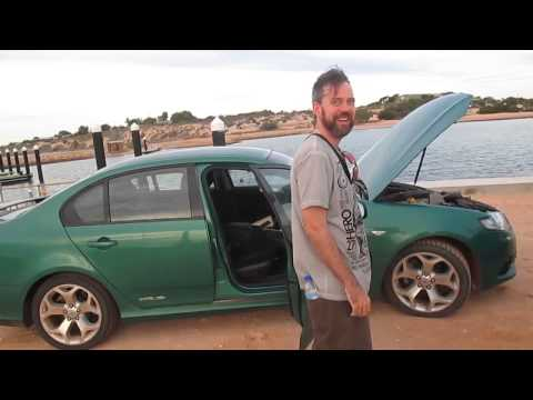 Outback Comedy Tour - Fishing and Flat batteries at Useless Loop