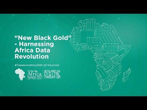 TAS2015 - New Black Gold: Harnessing Africa Data Revolution - 20 October 2015