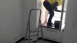 Уборка помещения бутика после ремонта. Клининговая компания