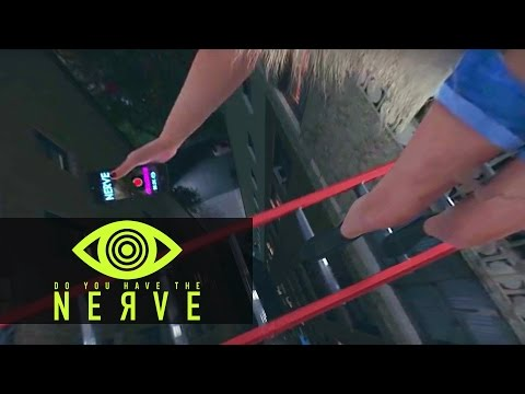 "Nerve – ""Failure"" Virtual Reality Experience"