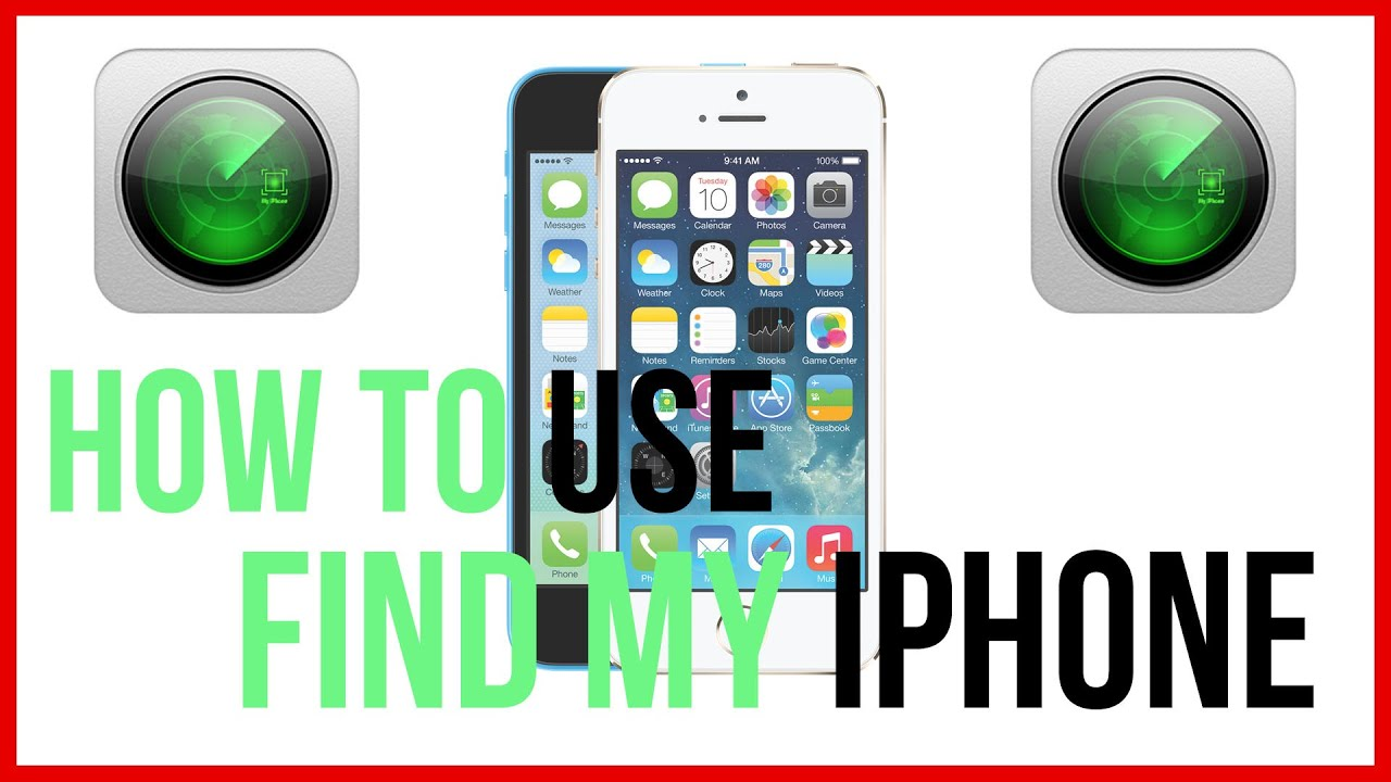 how to use find my iphone how to use find my iphone to locate your lost device 19258