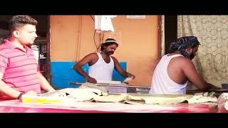 Tandoori roti prank 🙆by nadir ali🙌😝