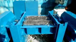 Шредер (Shredding Systems)  Дробилка отходов Шредер для компьютерного лома(, 2016-03-23T09:40:40.000Z)