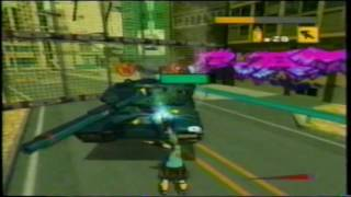 Jet Set Radio Future XBOX Video Game TV Commercial