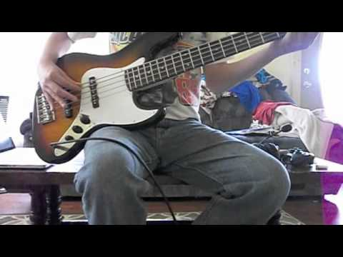 Tom Petty & The Heartbreakers - American Girl Bass Cover