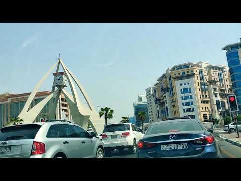 Dubai|Clock tower|Deira