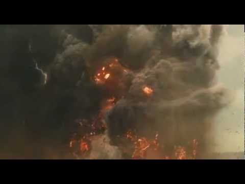 Wrath of the Titans: KRONOS Battle Scene