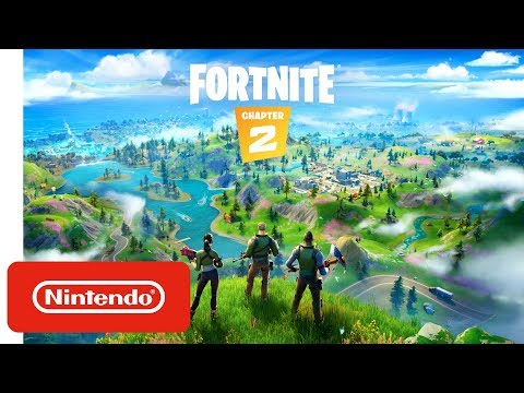Fortnite Chapter 2 | Season 1 - Cinematic Trailer - Nintendo Switch