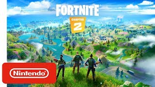 Fortnite Chapter 2 | Season 1 - Cinematic Trailer - Nintendo Switch