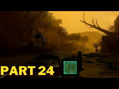 Far Cry 2: Fortune's Edition - Part 24 -  Addi Mbantuwe (Infamous mode) (Xbox360) |