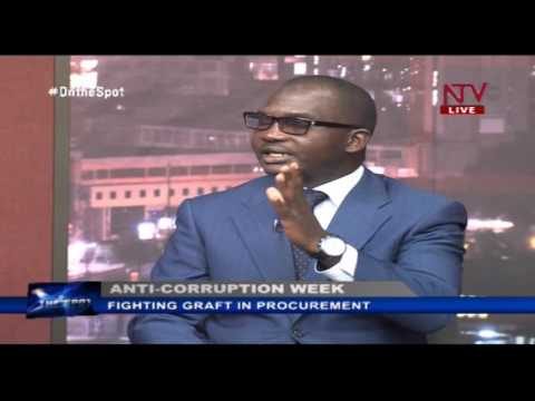 On The Spot: Fighting corruption in public procurement procedures