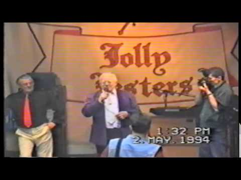 Porthcawl with Reg Holdsworth May 2nd 1994