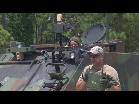 Future of Maneuver Demonstrated on Fort Benning
