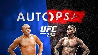 The Autopsy - UFC 234: Israel Adesanya vs Anderson Silva