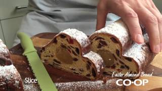 Easter Almond Bread With Julie Van Rosendaal